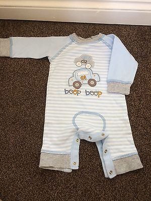 Baby Boy Outfit Age 0-3 Months