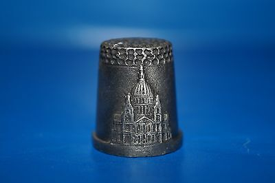 Pewter Thimble - St. Paul's Cathedral London