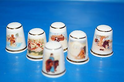 Bible Stories - Thimbles Set