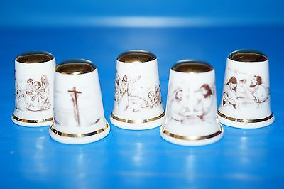 Holy Bible - Thimbles Set