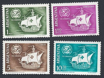 Argentinien Argentina 1960 - 8th Congress of UPAE - Complete set - MNH**