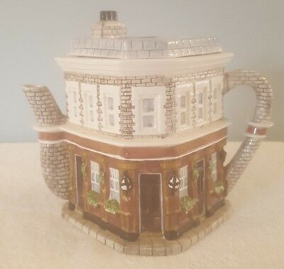 Eastenders The Queen Victoria Ornamental Teapot By Annie Rowe Queen Vic Novelty