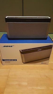 Bose Soundlink Bluetooth Series III 3 Wireless Mobile Speaker