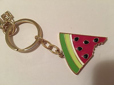Kate Spade Watermelon Bag Key Ring RARE And 100% Authentic