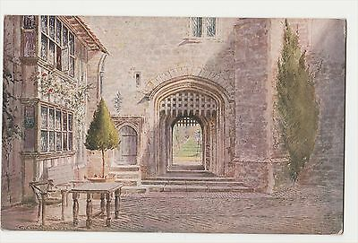 The Courtyard at Hever Castle
