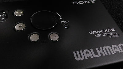 Sony WM-EX66 Walkman / stereo cassette player *working*