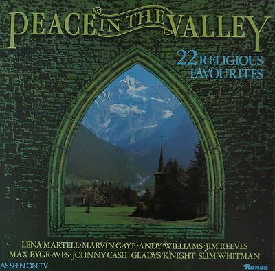 Various Artists Lp - 'peace In The Valley'