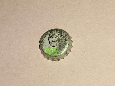 1964-65 Sprite Coke NHL Cork Bottle Cap Ted Harris Rare french version