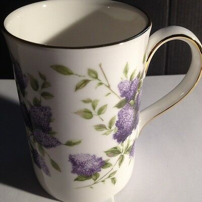 Royal Albert Tea,Coffee Mug-Lilac Lane-Bone China