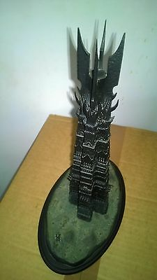 Orthanc Tower post ruin Sideshow Weta Lord of the Rings LOTR environment RARE !!