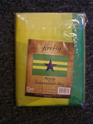 Firefly Serenity Browncoats Independents Prop Replica Flag