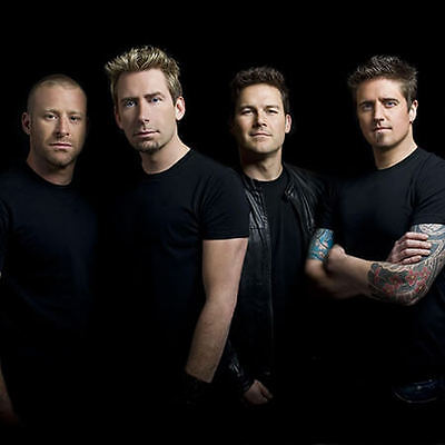 Nickelback, 2 tickets, Centre Bell, Montreal, QC, June 29, 2017