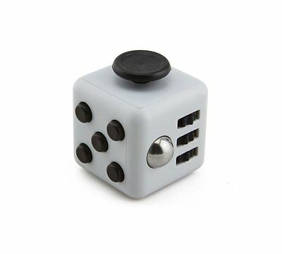 OpenBox Generic Fidget Cube Relieves Stress & Anxiety For Children & Adults Blac