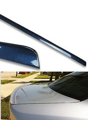 FORD FALCON G6E TURBO 2008-13  Boot Lip Spoiler -Unpainted