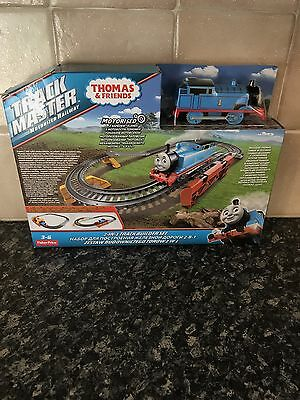 Thomas & Friends Trackmaster Motorised 2-in-1 Track Builder Set (NEW) FREE POST