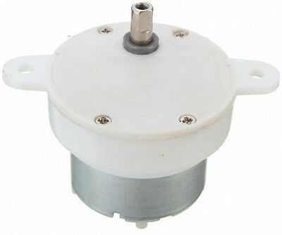 12V DC 3RPM High Torque Electric Geared Box Motor