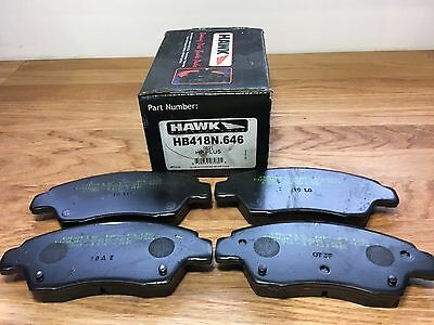 Hawk Performance HP Plus Front brake pad Civic VTi EG6 EK4 EG9 Del Sol Track Day