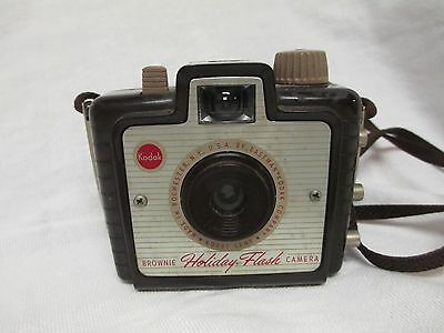 Vintage Kodak Brownie Camera Holiday Flash