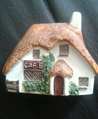 Cottage Cafe by Philip Laureston UK 720 miniature
