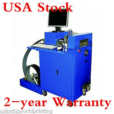 USA Stock - Single Side CNC Notcher Notching Machine for Metal Channel