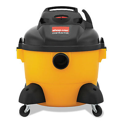Shop-Vac Right Stuff Wet/Dry Vacuum 8 Amps 19lbs Yellow/Black 9650610