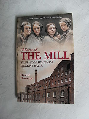 Children of the Mill by David Hanson - paperback book