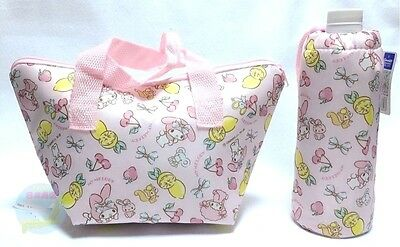 SANRIO My Melody Lunch PET Bottle Bag & Carrier Bag  Keep temperature KAWAII