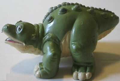 """THE LAND BEFORE TIME Dinosaur SPIKE PVC Figure 3"""" long"""