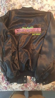 Jimmy Buffett nylon tour Jacket med Margaritaville key west