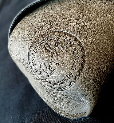 Rayban Rugged Leather Case