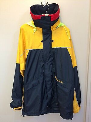 Splashdown sailing jacket size large