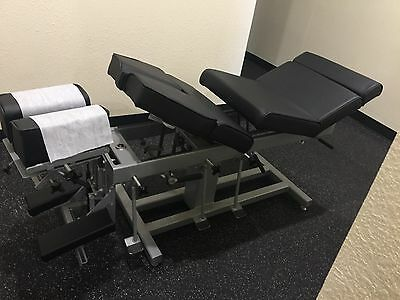 Used OMNI Chiropractic Stationary Table 5 Drop Package