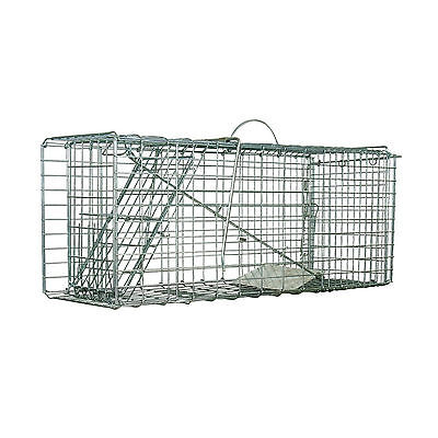 Animal Trap Cage Easy to Set Humane Trap Suitable for Indoor and Outdoor Use