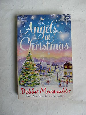 Angels at Christmas by Debbie Macomber - paperback book