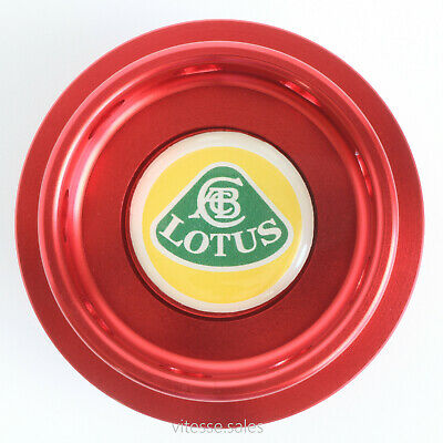Lotus Elise Lotus Exige K Series Oil Filler Cap Red Anodised Aluminium K16 VVC