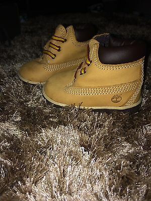 baby timberland 3-6 Months