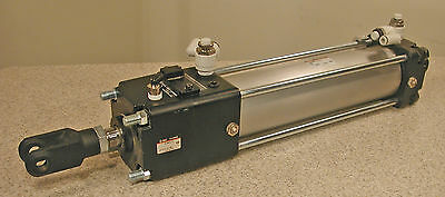 SMC CDLACN63-219-E-A53 and CLA63-E Air Cylinder/Double Action