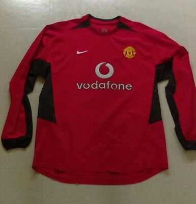maillot manchester united taille L