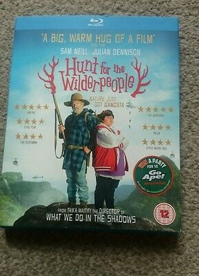 Hunt For The Wilder People Blu Ray