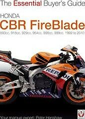 Essential Honda Fireblade Buyers guide New Cheapest on ebay free postage