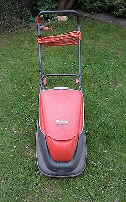 Electric flymo turbo compact 300 lawnmower - Flymo turbo 400 ...