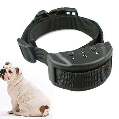 Best Rechargeable Electric Shock Dog E-Collar Remote Control Training Anti-Bark