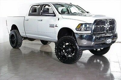"2016 Ram 2500 MEGA BEAST NEW 6"" LIFT 22"" FUEL 37"" MUD TIRES 2016 Ram 2500 DIESEL 4X4 LIFTED FUEL ROUGH COUNTRY"