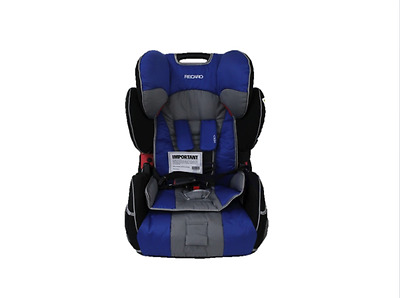 Recaro Performance Sport BOOSTER Ergonomic Baby Car Seat Sapphire NEW