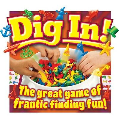 Dig In Game, Fun Family Kids Party Game