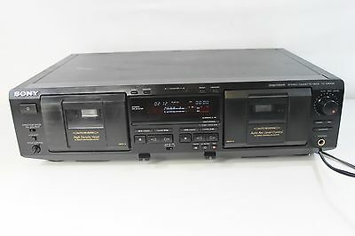 SONY TC-WE435, dual cassette with auto reverse decks. (ref 946)