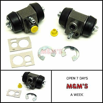 2 X Classic Mini Rear Brake Cylinders (2) 1964-2001 Pair New