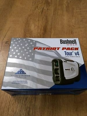 Bushnell v4 patriot pack rrp £349 with jolt. must sell,sensible offers welcomed.