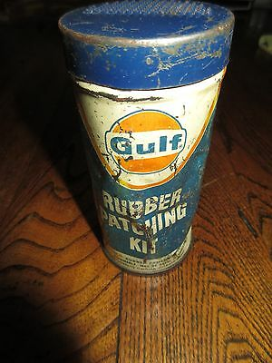 Vintage Gulf Rubber Patching Kit