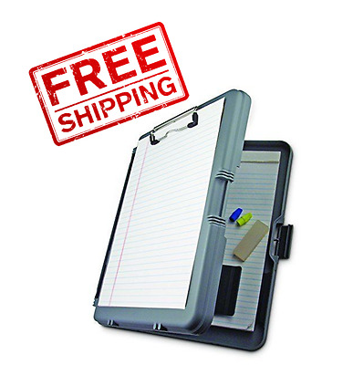 Kobalt Contractor Clipboard Polypropylene Protective Holder Metal Doc New